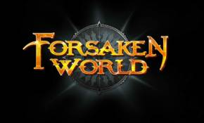 Forsaken World Logo