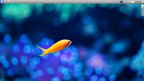 Kubuntu Desktop - Simple, Fresh and Elegant